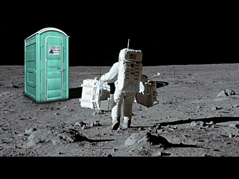 What Do Astronauts Do With Their Poo?