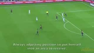 Xavi - Vision and Awareness