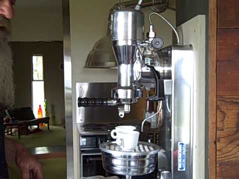 Faema Wall Mount Espresso Machine Installed & Working