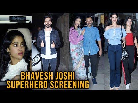 Harshvardhan Kapoor Hosts Bhavesh Joshi Superhero