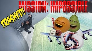 Nonton Annoying Orange   Mission Impossible  Rogue Nation Trailer Trashed   Film Subtitle Indonesia Streaming Movie Download