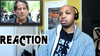 REACTION to Walking Dead Negan! Season 6 Episode 9 Teaser Trailer 6x9