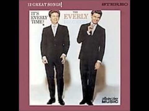 "The Everly Brothers  ""Crying in the Rain"""