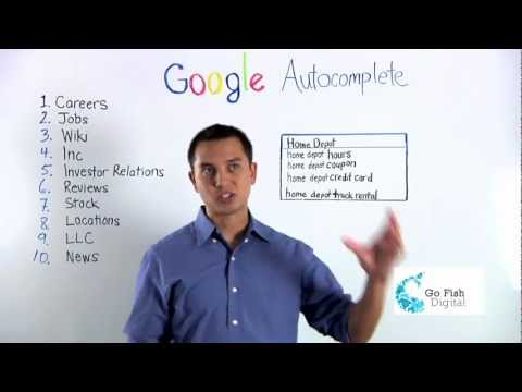 Reputation Management for Google Autocomplete