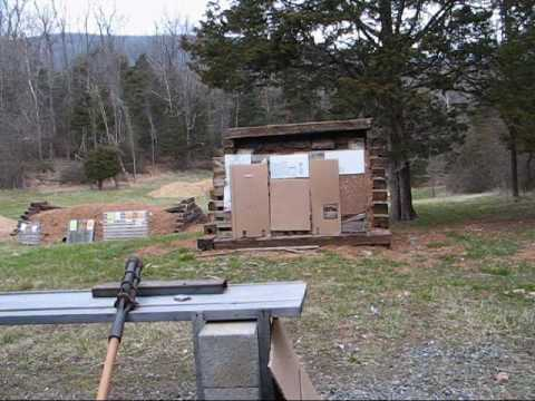 Cannon - We are Springfield Arsenal LLC. Visit our webstore: http://www.springfieldarsenal.net/main.sc John, Ed, and Phil shoot an archaic 3-barreled pole cannon. It ...