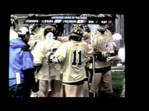 Salisbury v Gettysburg Lax Highlights 2011 video