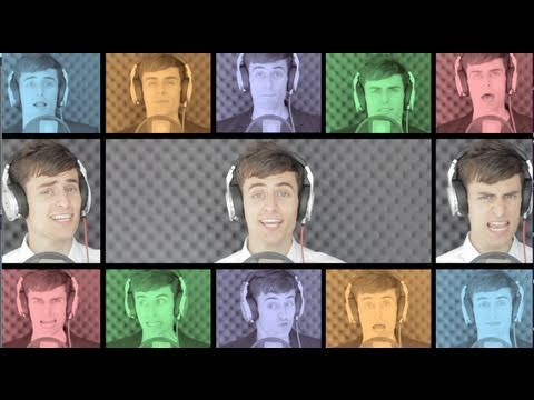 Michael Jackson A Capella Cover - P.Y.T (Pretty Young Thing) - Mike Tompkins