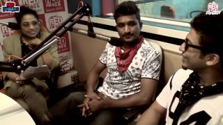 Vivian Divine, Naezy and JD with RJ Malishka  (part 1)