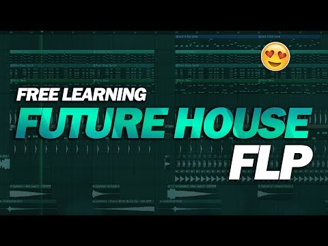 Free Future House FLP: by EDGR & Jonathan Hess [Only for Learn Purpose] (видео)