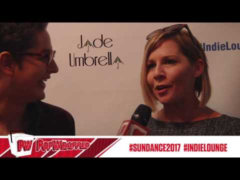 Gigi Edgley Interview: Sundance 2017 #IndieLounge Exclusive (видео)