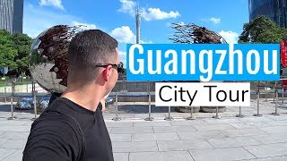 Life in GuangZhou 广州 city