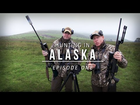 Hunting in Alaska: Long Range Shooting Skills