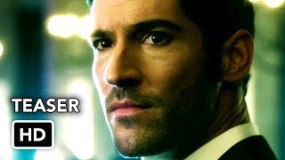 Lucifer Season 3 returns this Fall - same night, new time: Mondays at 8/7c before new Marvel series The Gifted.