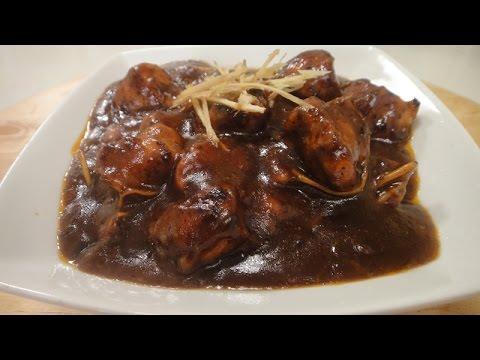 Chicken in Black Bean Sauce 19 September 2014 06 PM