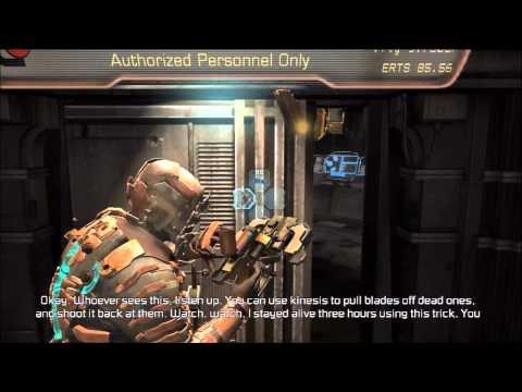 preview-Dead Space 2 Hardcore mode - Part 3/19 (ctye85)