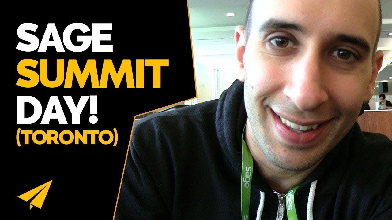 SAGE Toronto Summit - #LifeWithEvan