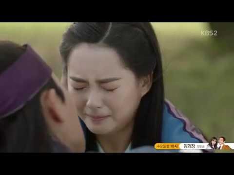 Hwarang:The Beginning Episode.11 (kiss scene)