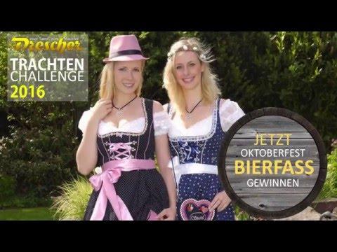 Aktuelle Dirndl Trends - Trachtentrends 2016 Dirndl Aschaffenburg kaufen