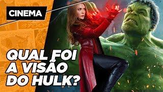 Depois de se encontrar com Mercúrio e Feiticeira Escarlate em Vingadores: Era de Ultron, Hulk ficou completamente descontrolado! Mas o que será que ele viu?---Apresentado por:Fernando Maidana - @MaidanaLHVinícius Tavares - @Vinerz---Siga nossas redes sociais!Site: http://www.legiaodosherois.com.brFacebok: http://fb.com/legiaodosheroisInstagram: https://www.instagram.com/legiaodosherois/Snapchat: Legião Dos HeróisTwitter: https://twitter.com/LegiaoDosHerois