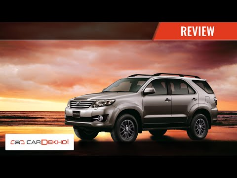 Toyota Fortuner | Review of Features | CarDekho.com
