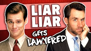 Video Real Lawyer Reacts to Liar Liar (Part 1) MP3, 3GP, MP4, WEBM, AVI, FLV Januari 2019
