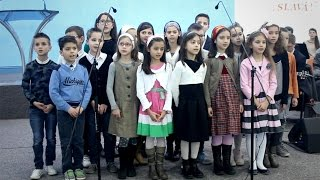 Grupa de copii – Tie-ti dau inima si sufletul meu