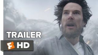 Doctor Strange - Official Trailer #2 (2016)