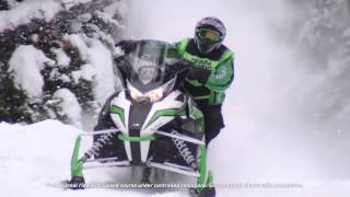 2. Arctic Cat 2016 ZR Intro