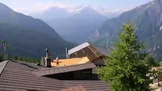 Time lapse posa del tetto @Rifugio Bertone