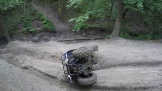 10. ATV Trail Ride - Kawasaki and Yamaha