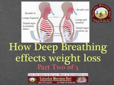Part 2 - How Deep Breathing Effects Weight Loss