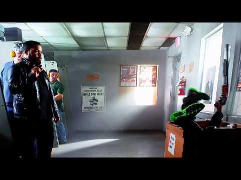 Ride Along Shotgun Scene
