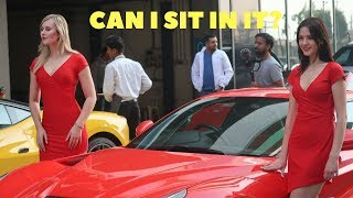 Power of Ferrari | Billionaire boys of India | New Delhi