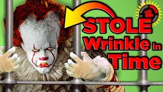 Video Film Theory: Is PENNYWISE In A Wrinkle In Time? (Stephen King Connected Universe Theory) MP3, 3GP, MP4, WEBM, AVI, FLV September 2018