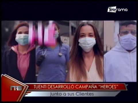 Tuenti desarrolló campaña Héroes junto a sus clientes