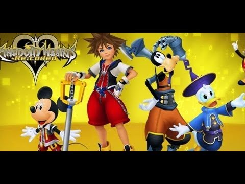 preview-Kingdom Hearts: Re:coded Video Review (IGN)