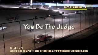EPSP April 25, 2014 Modified Heat 1 You Be The Judge