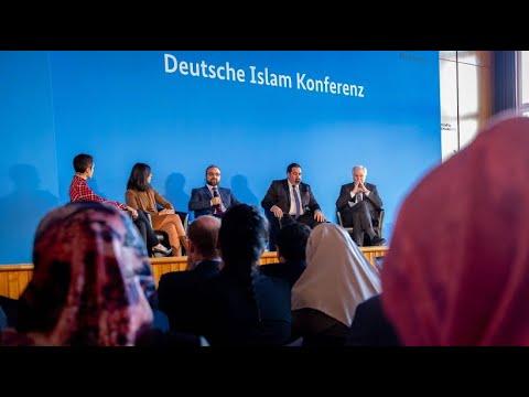 Bundesinnenminister Seehofer will Islam