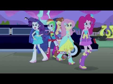 My Little Pony: Equestria Girls Clip via Entertainment Weekly