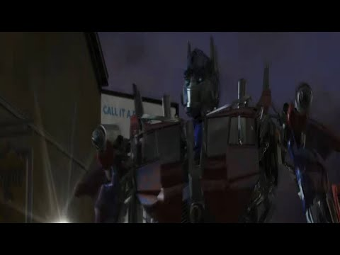 Transformers The Game 2.0 Mod -  Optimus Vs. A More Aggressive Shockwave