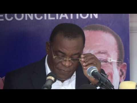 COTE D IVOIRE : POINT DE PRESSE AFFI SUR LA SITUATION SÉCURITAIRE ET SOCIALE