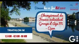 Les Championnats de France M à Gray