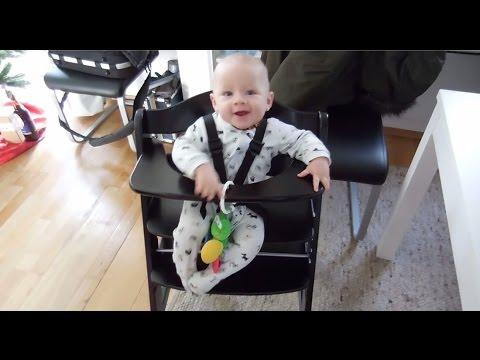 Test: Hauck Hochstuhl Alpha Plus | Babyartikel.de