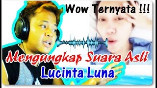 Video Terbongkar !!! Mengungkap Suara Lucinta Luna Dan hasilnya ternyata... MP3, 3GP, MP4, WEBM, AVI, FLV Desember 2018