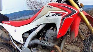 10. CRF250L Review At 42,000 Km's Hard Riding