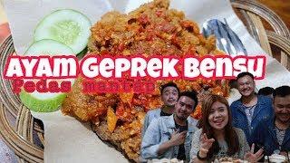 Video MAKAN BARENG RUBEN BENSU kw !!!! MP3, 3GP, MP4, WEBM, AVI, FLV Maret 2018