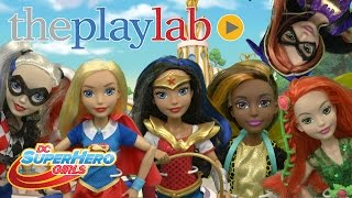 DC Super Hero Girls from Mattel