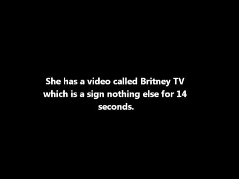 britneytv - She is SOOO, busted!!