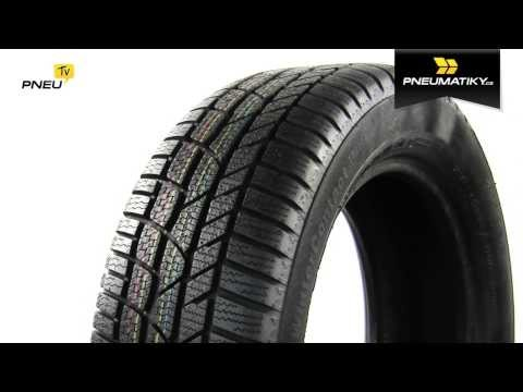Youtube Continental ContiWinterContact TS 830P 225/55 R16 95 H Zimní