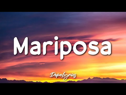 Mariposa - Peach Tree Rascals (Lyrics) | I can't wait for you, to come my way
